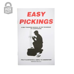 Easy Pickings Book: Lock Picking Guide