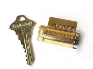Sparrows Standard Pin Cut Away Lock