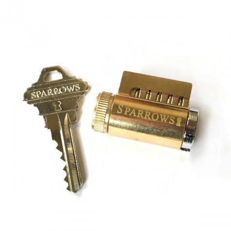 Sparrows Standard Pin Cut Away Lock