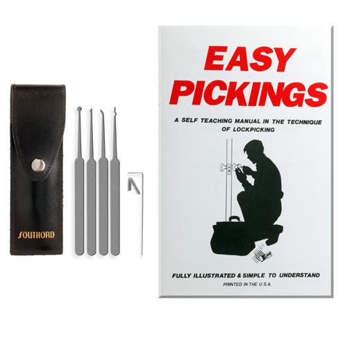 Pick My Lock's – Lock Picking Beginners Starter Kit