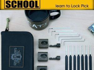 Sparrows Night School Tuxedo + Edition   Pick My Lock