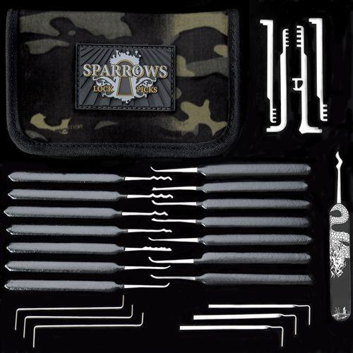 Sparrows Vorax | Pick My Lock