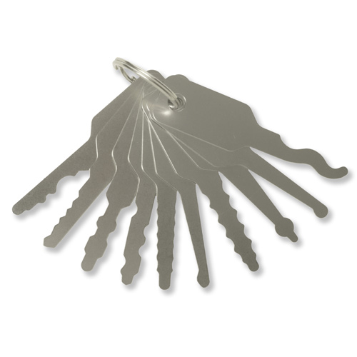 SouthOrd Automotive (Generic) Jiggler Key Set