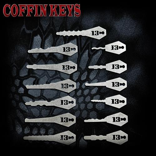 Sparrows Coffin Keys