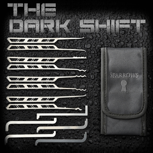 Sparrows Dark Shift | Pick My Lock