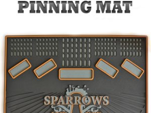 Sparrows - Pinning Mat