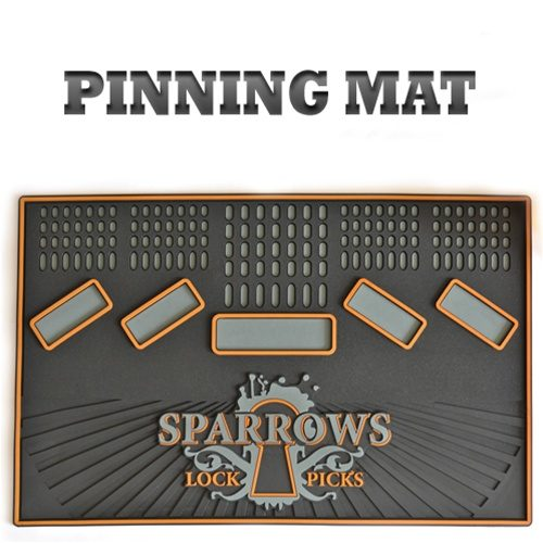Sparrows - Pinning Mat