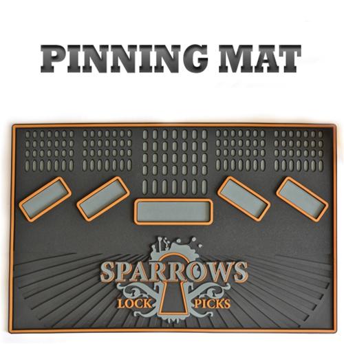 Sparrows Pinning Mat