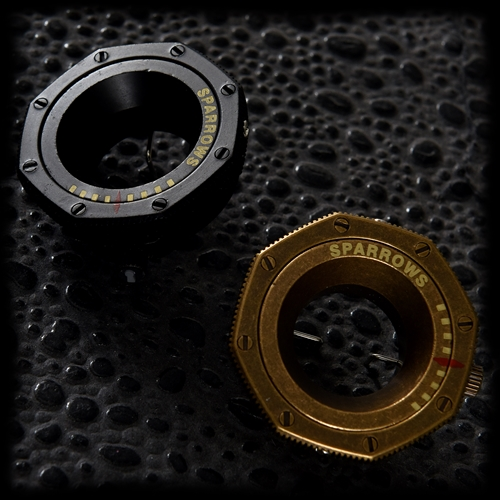 Sparrows Tension Wheel - Black