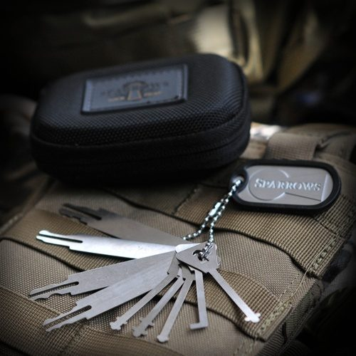 Sparrows Warded and Wafer Pick Set | Pick My Lock