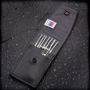Sparrows Tuxedo Leather Edition   Pick My Lock