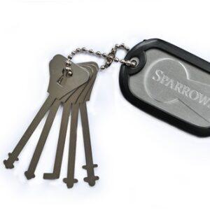 Sparrows Warded Keys | Pick My Lock