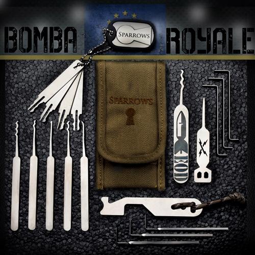 Sparrows Bomba Royale