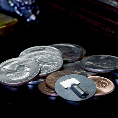 Sparrows Covert Coin Handcuff Key