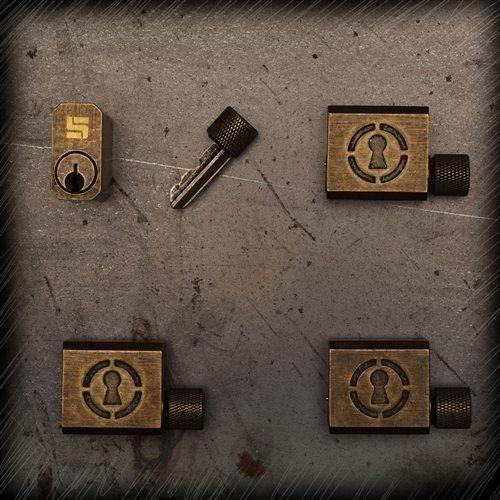 Sparrows - Progressive Locks