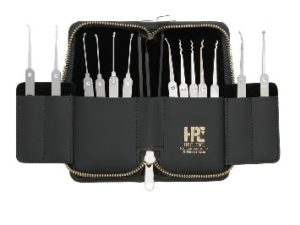 HPC Stainless Steel Lock Pick Set | Pick My Lock