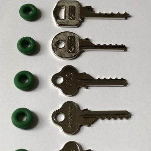 5 Piece Australian Bump Key Set | Pick My Lock