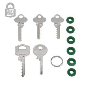 Pick My Lock Australian Bump Key Set