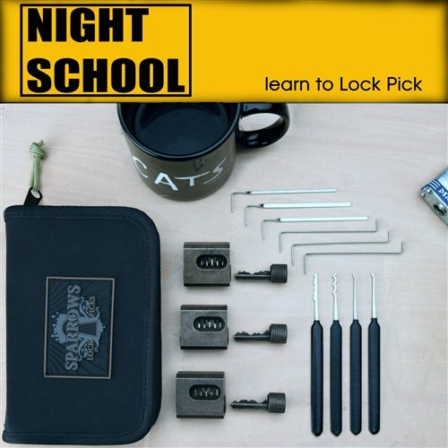 Sparrows Night School | Pick My Lock