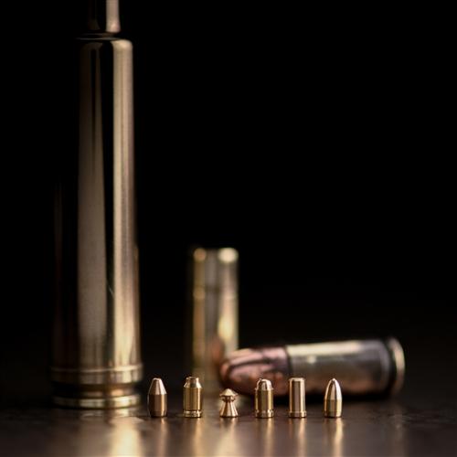 Sparrows Munition Pins