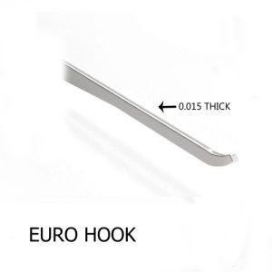 Sparrows Euro Hook 0.015 | Pick My Lock