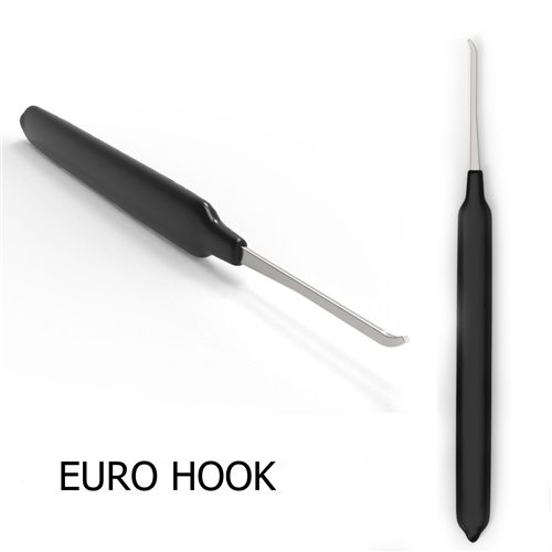 Sparrows Euro Hook 0.025 | Pick My Lock