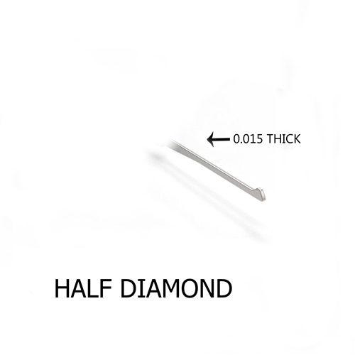 Sparrows Half Diamond 0.015 | Pick My Lock
