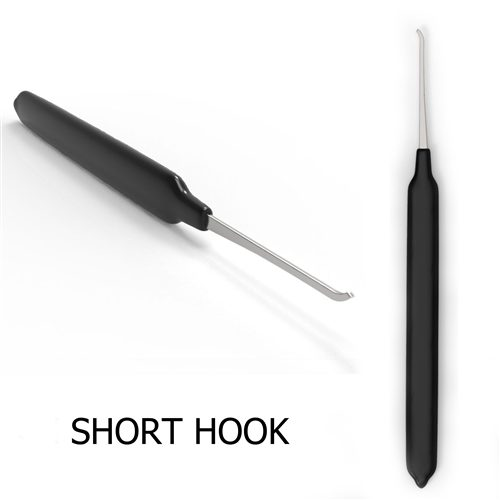 Sparrows Short Hook 0.025 | Pick My Lock