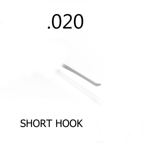 Sparrows Short Hook .020 | Pick My Lock