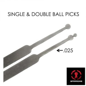 Sparrows Single and Double Ball Set | Pick My Lock