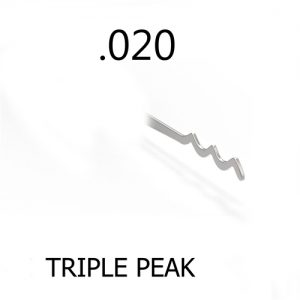 Sparrows Triple Peak .020 | Pick My Lock