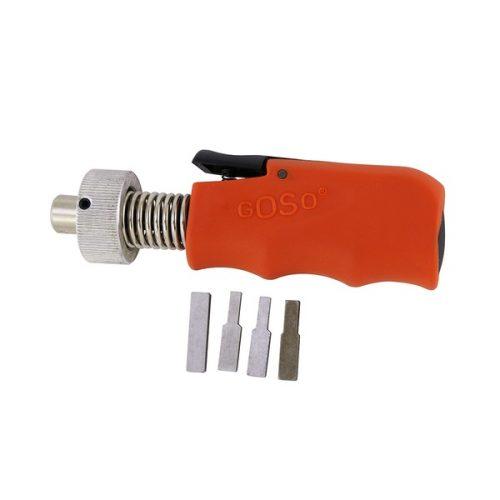 GOSO The Orange Plug Spinner | Pick My Lock