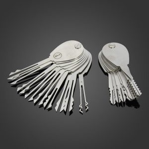 Pick My Lock Folding Automotive Pick and Jiggler Set | Pick My Lock