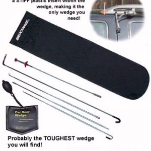 Brockhage Complete Car Door Wedge and Probe Kit | Pick My Lock