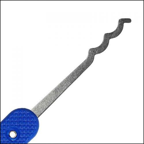 Peterson Bogie 1 - Slender .015 | Pick My Lock
