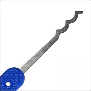 Peterson Bogie 2 - Slender .015 | Pick My Lock