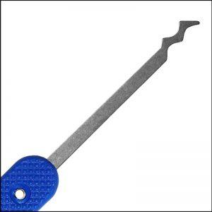 Peterson Triple Rake - Slender .015 | Pick My Lock