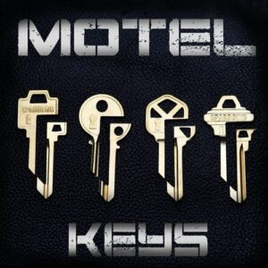 Sparrows Motel Keys | Pick My Lock