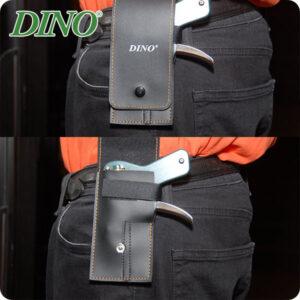 Dino Lock Pick Gun Holster Case
